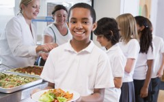 Schools must plan student meals to account for potentially dangerous food allergies.