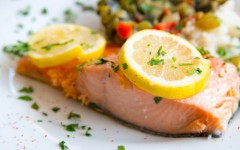 Fish is healthy for consumption, in the right quantities.