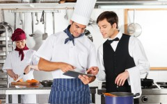 Tablet Point-of-Sale systems are becoming more popular among food service professionals.