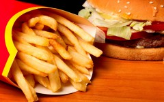 Is fast food any healthier now than it was in the past?