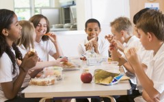 School nutrition has become a more important subject in recent years.