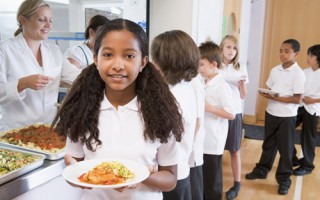 The Urban School Food Alliance has just started to implement a cost-effective compostable plate.