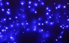New scientific research shows that blue LEDs have anti-bacterial effects on foodborne pathogens.